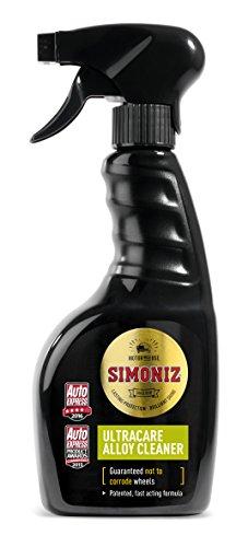 Add on - Simoniz SAPP0072A Ultra Care Alloy Wheel Cleaner, 500 ml(acid free) £2.50