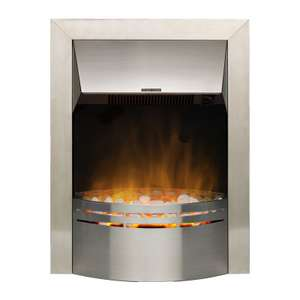 Dimplex Dakota Electric Inset Fire - 2kW £90 @ Homebase