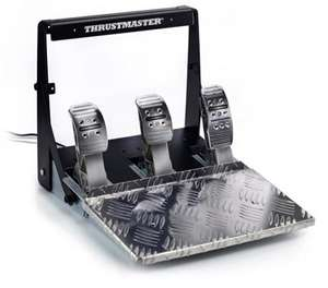 Thrustmaster T3PA Pro Add On Pedal Set £99.99 @ box.co.uk (+1.01% cashback potentially)