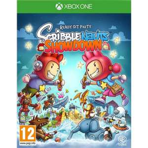 Scribblenauts Showdown (Xbox One & PS4) £9.95 @ thegamecollection.net