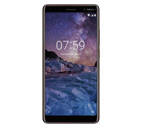 Nokia 7 Plus reduced £299.95 @ Argos