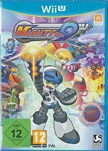 Wii U Mighty No 9 Ray Edition (German Cover & Book) £3.98 @ eBay / estreetshops