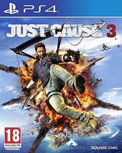 DOWNLOAD ONLY - JUST CAUSE 3 £4.99 @ Playstation PSN