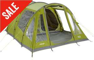 Vango Icarus 500 Deluxe 5 Person Tent was £279 now only £199 at Go Outdoors