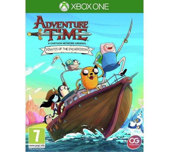 Adventure time pirates of the enchiridion (Xbox one + PS4) - £20.99 @ Argos