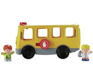 Fisher price little people sit with me school bus - £10.99 @ Argos