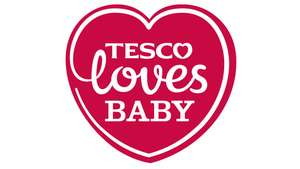 Tesco Baby half price sale till 31st July