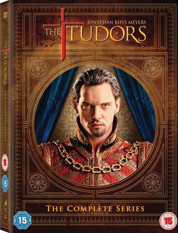 The Tudors - Seasons 1-4 £12.99 + 99p Delivery @ Zavvi (£15.99 on Blu-Ray)