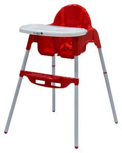 Cuggl Pickle highchair now £14.99, Cuggl Broccoli booster chair with tray now £16.99 & Cuggl Travel cot now £28.99 @ Argos