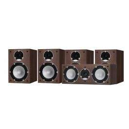 Tannoy Mercury 7.2 (X2) & 7C  5.0 Speaker Package in Walnut £289 at Richer Sounds RRP £557