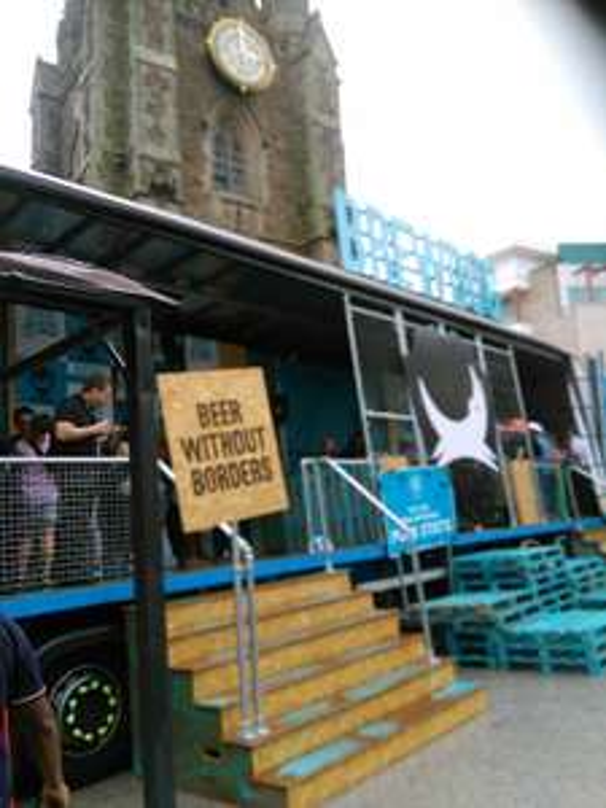 Free Brewdog IPA Birmingham City Centre