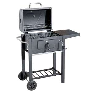 Flamemaster Charcoal Barbeque - £62.99 with code @ Robert Dyas