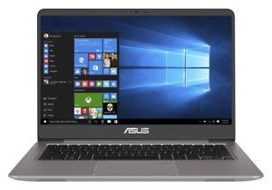 ASUS ZenBook UX410 14 Inch Intel i3 2.4GHz 4GB 128GB Windows Laptop - Silver - Refurb - Argos eBay - £390.99