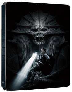 The Mummy 2017 Limited Edition Steelbook includes 2D & 3D £9.99. @ HMV