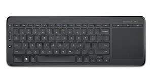 Microsoft all in one wireless media keyboard - £26.99 @ Amazon