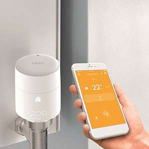 tado° additional Smart Radiator Thermostat - vertical mounting - £54 @ Amazon