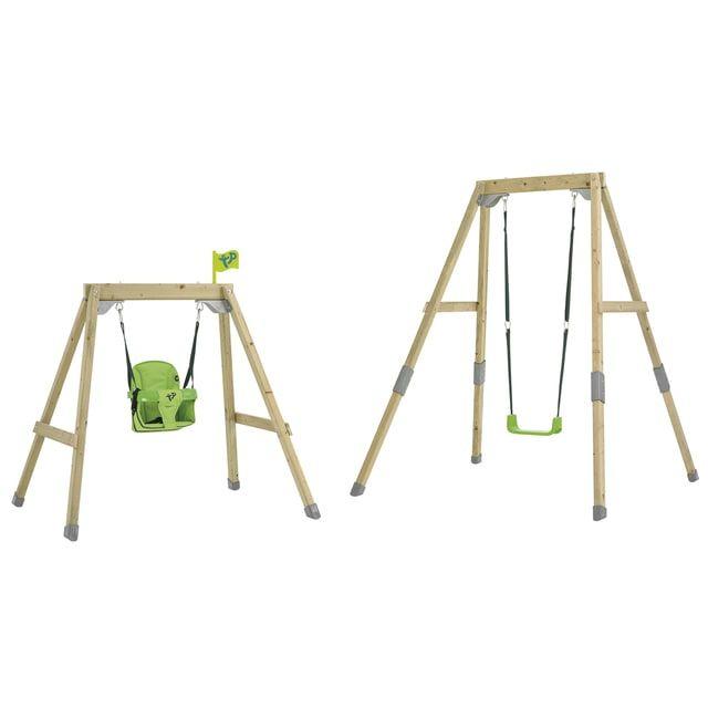 TP Toys Acorn Growable Wooden Swing Set £84.99 w/code @ TP Toys