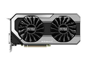 Palit GTX 1060 6GB Jetstream 16 x PCI Express 3.0 Express Card - Silver £229.99 @ Amazon