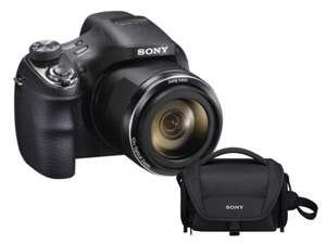 Sony Cyber shot H400 (dsc h400B) with case £219.99 @ London Camera Exchange