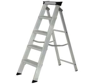 Abru ProMaster 5 Tread Builders Ladder, £35.99 @ Argos