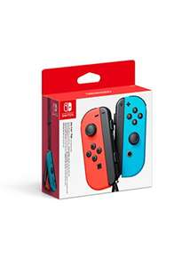 Nintendo Switch Joy-Con Twin Pack Red / Blue £59.99 delivered @ Base