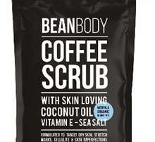 FREE 50G BEAN BODY SCRUB SAMPLE @ Holland and Barratt