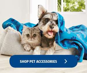 ALDI SPECIAL BUYS Pet accessories & Pet food incl plush beds toys 134 items to choose from available to pre order now in store Thurs 2nd Aug links in op @ Aldi