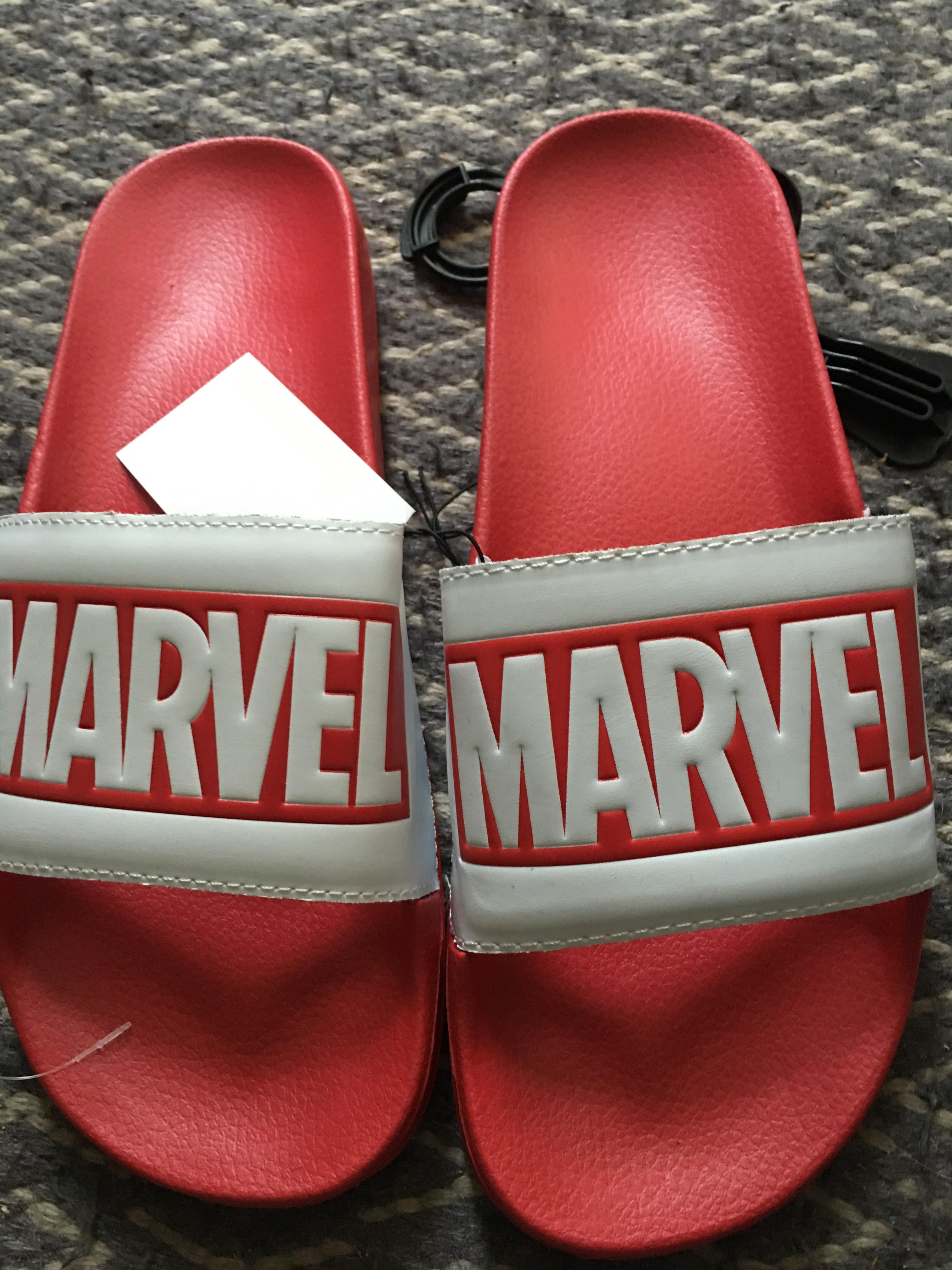 H&M Marvel Pool Sliders £2.00 instore Cardiff
