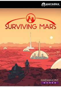 Surviving Mars PC £9.49/ £9.99 @ CdKeys