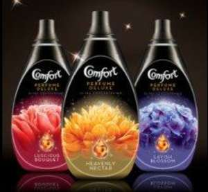 Comfort Perfume Deluxe £1.50 with code at Tesco