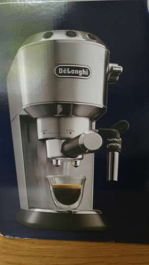 Delonghi Dedica Style EC685 Espresso Machine £142.99 @ JC Campbell Electrics or price matched by John Lewis