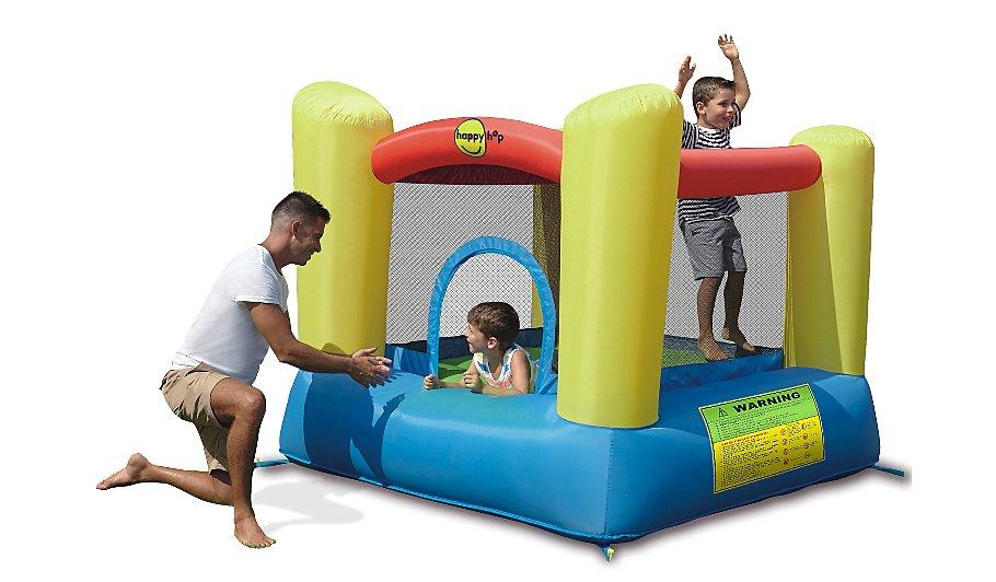Asda bouncy castle £45 half price in-store Hatfield