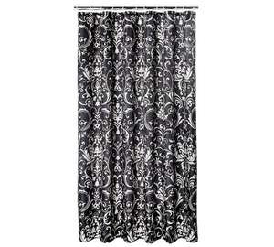 Argos Home Damask Shower Curtain £3.49 (was £11.99) @Argos