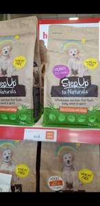 2kg dog food puppy and adult Free C&C @Pets at Home £3.19