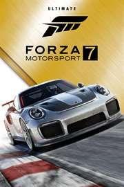 Forza 7 Ultimate Edition Xbox/ Windows 10 £39.99 microsoft