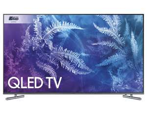 Samsung QE65Q6FAM 65 inch Special Edition QLED 4K TV £1214.10 with code FACEBOOK inc. 5 yr protection plan @ Crampton and Moore