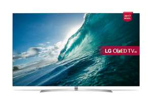 Lg oled 55b7v 55-inch £1169 using FACEBOOK code with 5yr warranty at Crampton & Moore