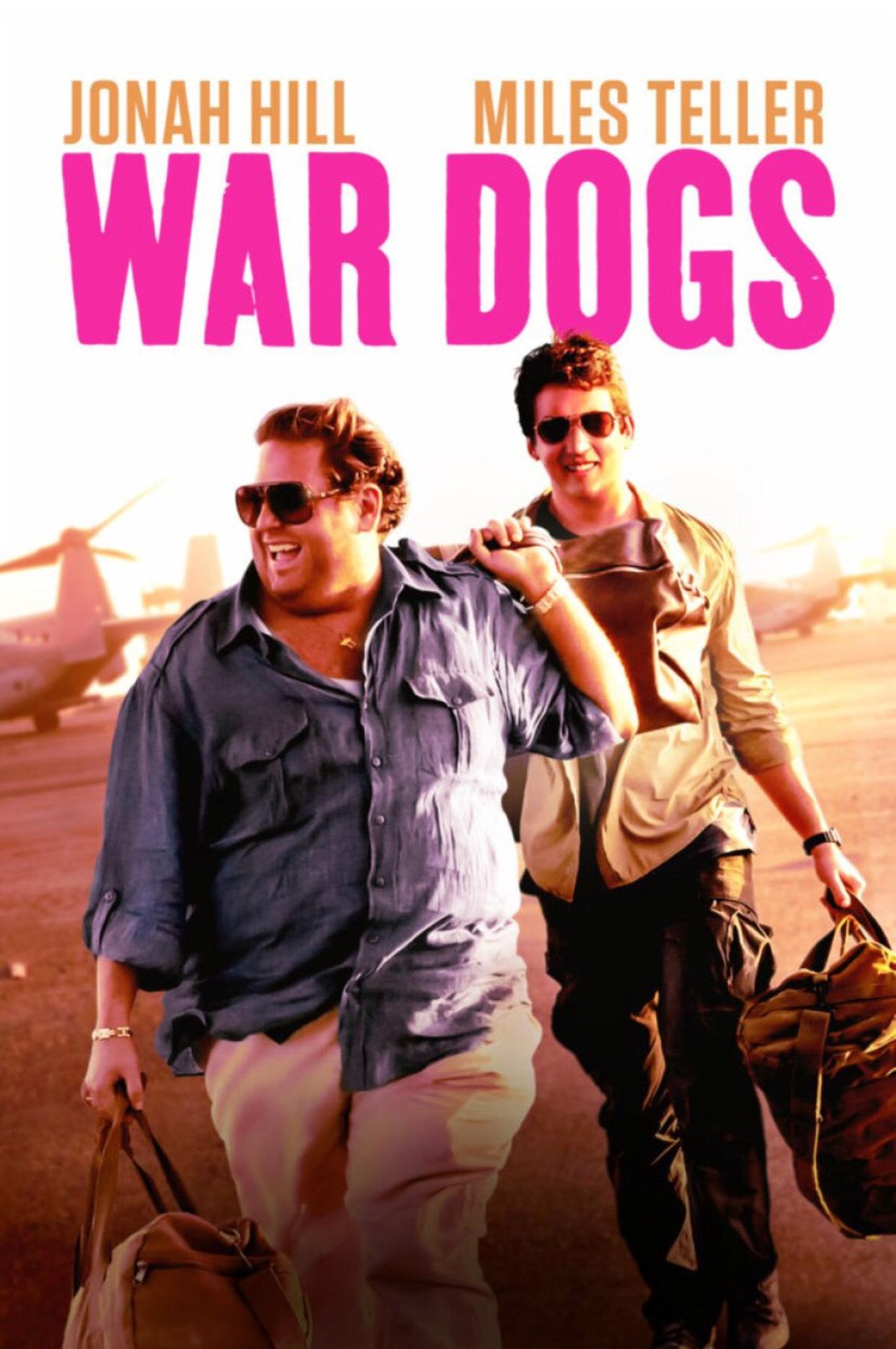 War Dogs iTunes 4K £4.99