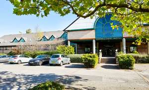 £50.15 (£25.08pp) for 1 Night Stay for 2 People with Breakfast, 2-Course Dinner + Health Club Spa Access at 4* Cedar Court Wakefield w/code via Groupon