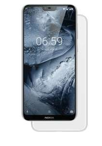 Nokia 6.1 Plus/X6 4GB/64GB Dual Sim FREE/UNLOCKED - White/Black £197.59 @ Eglobal