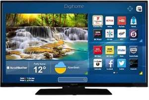 Digihome 43UHDHDR 43 Inch 4K Ultra HD HDR Freeview WiFi Smart LED TV in Black - £215.20 @ CoopElectricals Ebay w/code POSE20 (12 months manufacturer guarantee included)