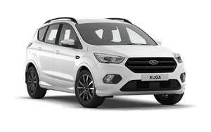 Good deal for the spec! - Ford Kuga SUV 2WD 1.5 T EcoBoost 150 ST-Line 5Dr Manual £239.99 p/m 36 months - £8639.64 annual mileage 8000 - Yes lease