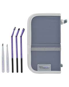 Real Techiniques Eye Brow 6 piece set deal - £10 + £3.50 Delivery @ Simply Be