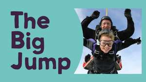 £35 Charity Skydive with Beat on 6th of Oct @ 21 airfields Nationwide via Beateatingdisorders.org