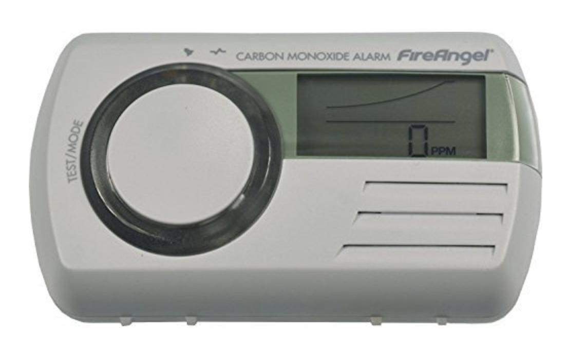 Fireangel Digital Carbon Monoxide Alarm £12.00 Prime £4.49 delivery non Prime @ Amazon
