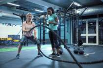 1 month unlimited PureGym membership (with no joining fee) £10 via Wowcher