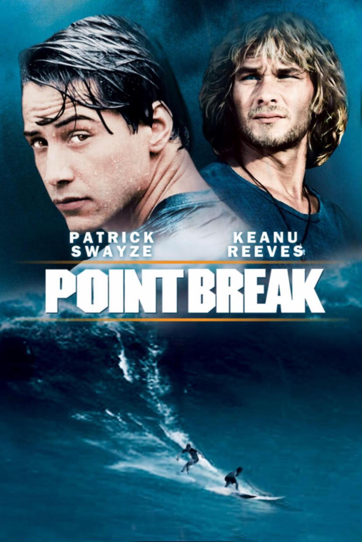 Point Break - £3.99 @ iTunes