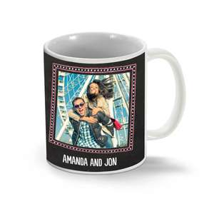 Personalised 11oz photo mugs £3.50 delivered with code @ Truprint