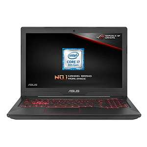 Asus 8750h laptop with 1050ti gpu £799 pre-order @ Amazon