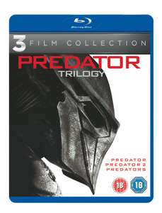 Predator Trilogy Blu ray £7 Tesco - Stroud Green Rd in store